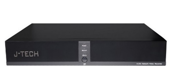 Đầu ghi hình camera IP 16 kênh J-Tech UHD8216 chuẩn H265+