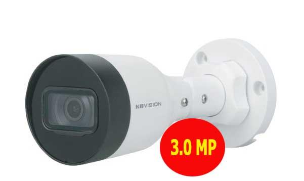 Camera ip KX-A3111N2 hồng ngoại Kbvision 3 megapixel