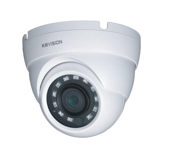 Camera ip Kbvision KX-A2012TN3 dome hồng ngoại 2 megapixel