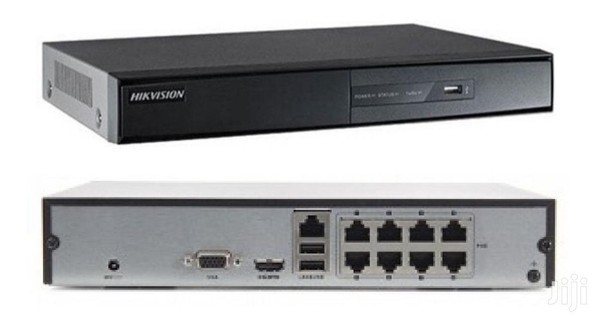 Đầu ghi hình IP DS-7108NI Q1/8P/M Hikvision
