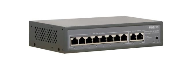switch 8 port PoE APTEK SF1082FP
